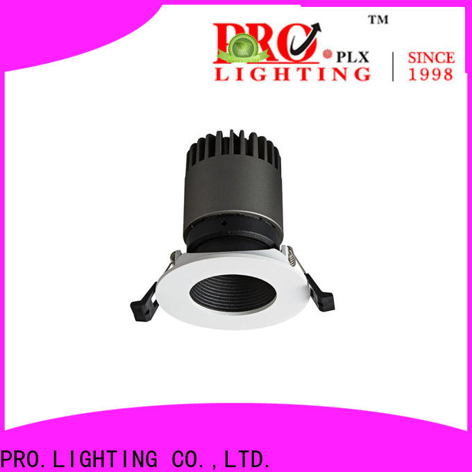 PRO.Lighting certificated led downlight spot wholesale for dance hall