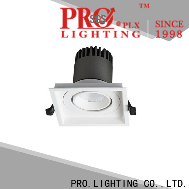 sturdy led spot downlight personalized for ballroom