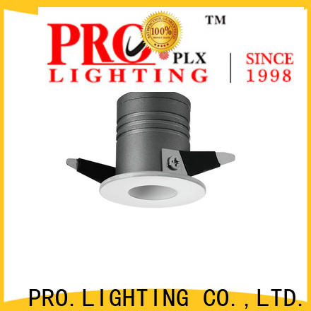 PRO.Lighting approved adjustable ceiling spotlights with good price for dance hall