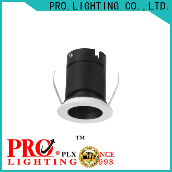PRO.Lighting square bathroom led spotlights factory for restaurant
