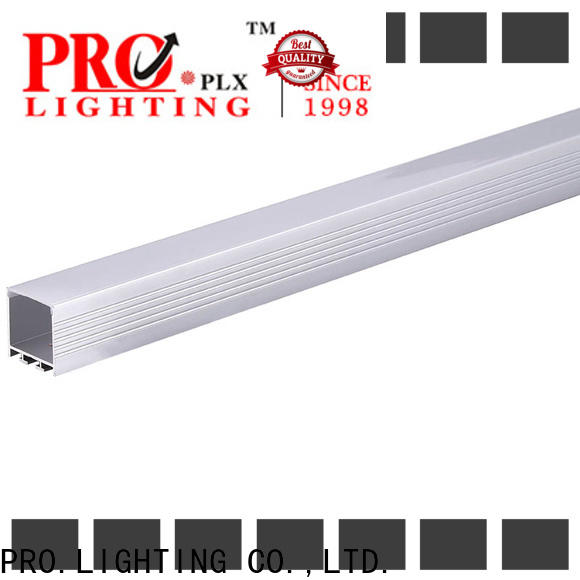 PRO.Lighting custom modern linear lighting personalized for museum