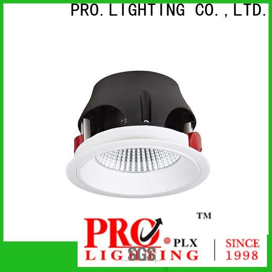 custom recessed ceiling downlight unique factory price for stage