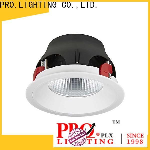 PRO.Lighting round halogen down lights supplier for stage