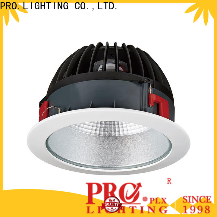 PRO.Lighting microwave recessed led down lights supplier for stage