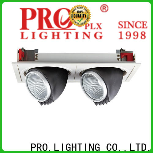 custom gimbal recessed spotlights led with good price for restaurant