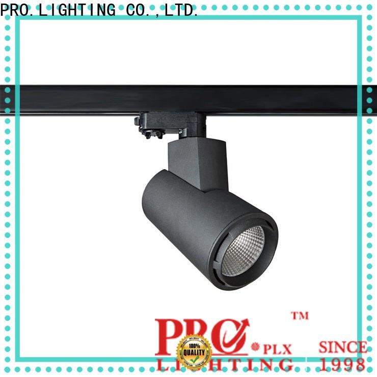 PRO.Lighting elegant low profile track lighting factory for home