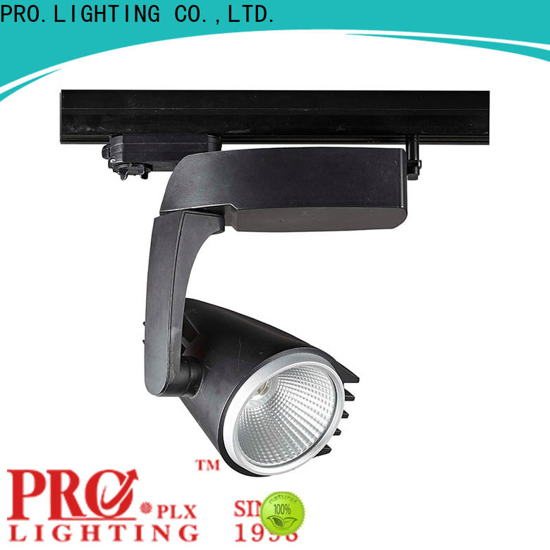 PRO.Lighting approved 4 Wire Track Light with good price for dance hall