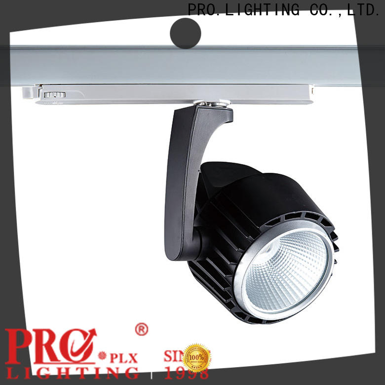 custom led track light china ugr with good price for stage