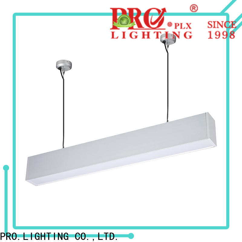 custom led linear light bar fixture surface supplier for hospital