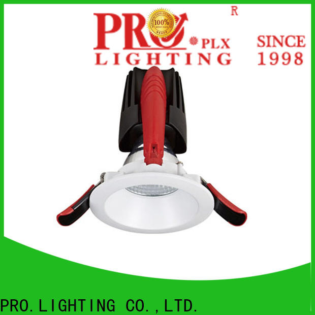 PRO.Lighting arrival led down light fittings personalized for stage