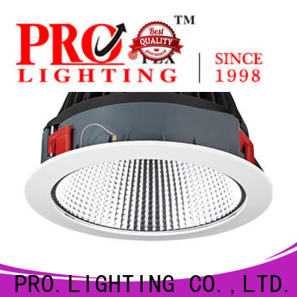 PRO.Lighting certificated 6w led downlight factory price for shop