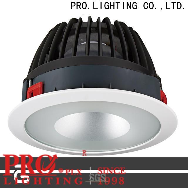 PRO.Lighting custom recessed led downlight supplier for restaurant