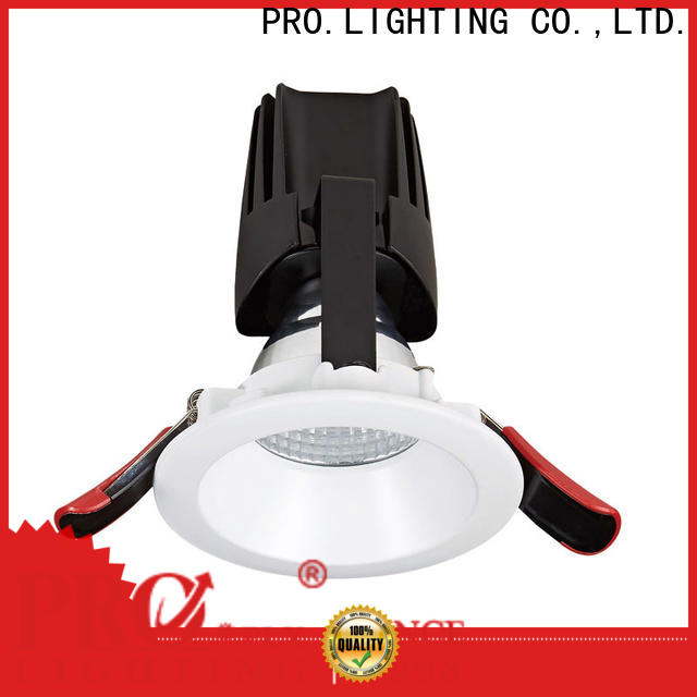 PRO.Lighting stable kitchen ceiling downlights factory price for stage