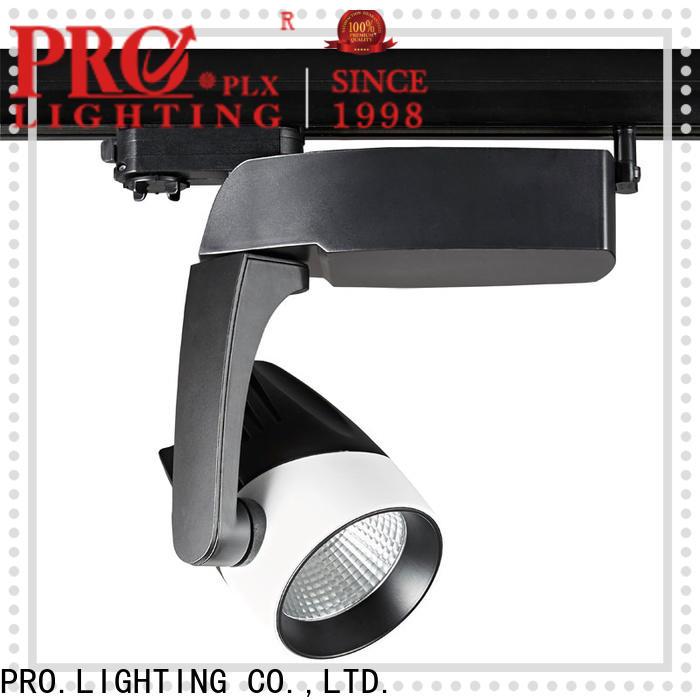 PRO.Lighting newly flush mount track lighting design for ballroom