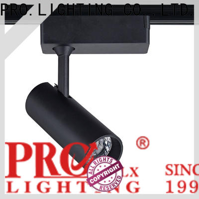 PRO.Lighting approved bronze track lighting factory for home