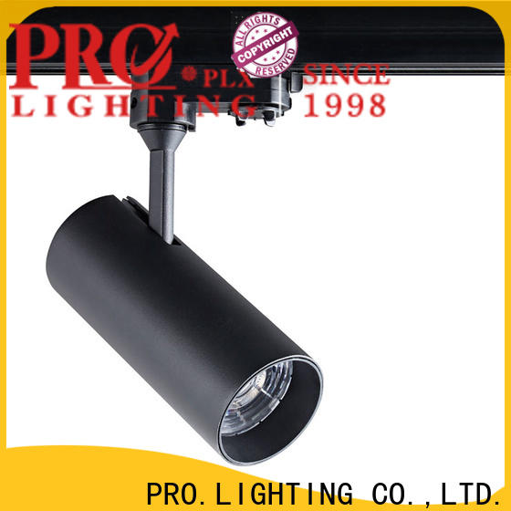 PRO.Lighting approved flexible led track lighting with good price for ballroom