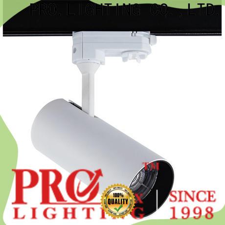 PRO.Lighting light track light fitting design for stage