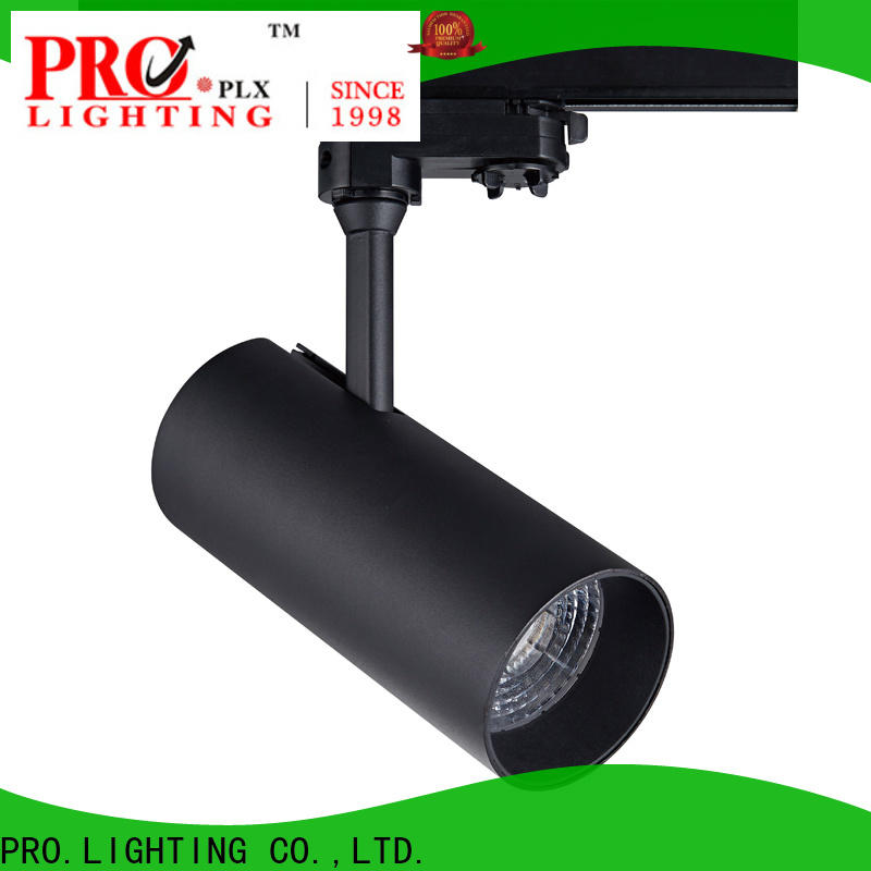 efficient commercial track lighting ugr factory for home