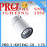 excellent modern led track lighting black with good price for stage
