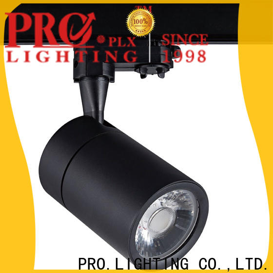 PRO.Lighting efficient led ceiling track lights factory for stage