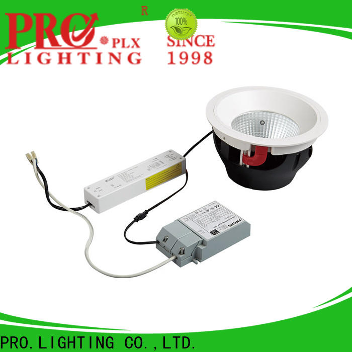 PRO.Lighting launched LED Downlight Manufacturers factory price for ballroom