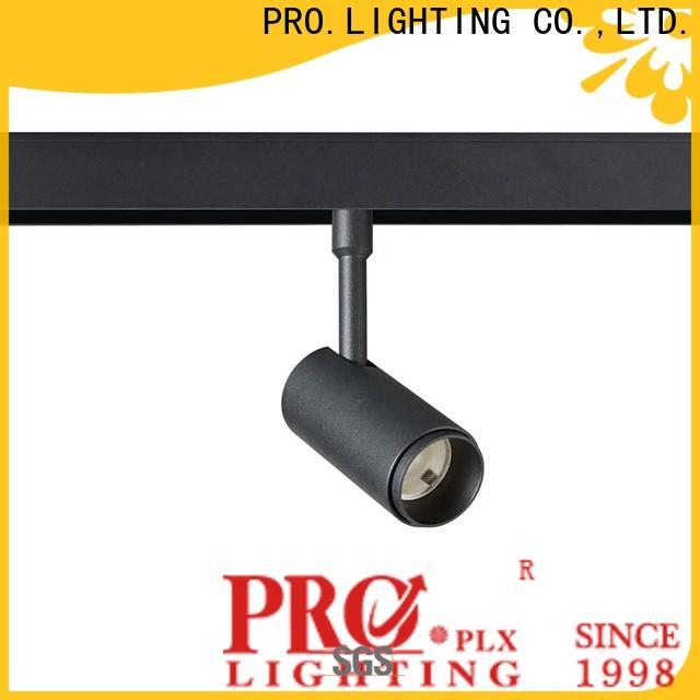 PRO.Lighting excellent led track spotlight factory for shop