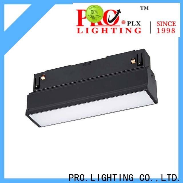 approved single track light design for residential