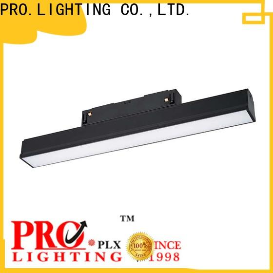 PRO.Lighting wire track lighting factory for shop
