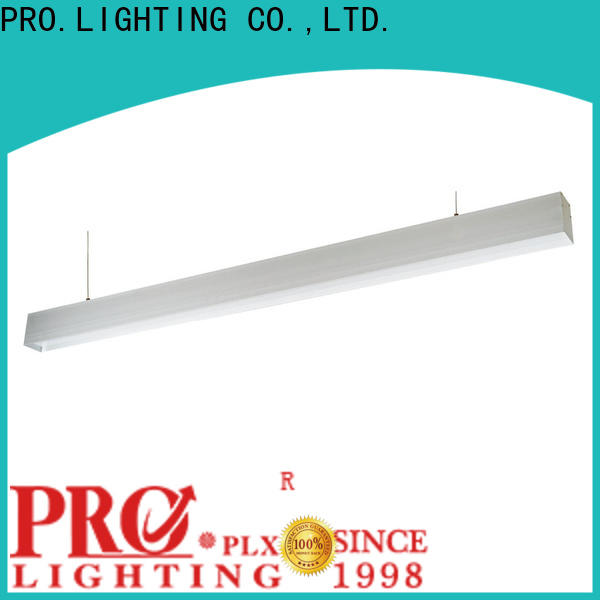 quality exterior led linear lighting mounted factory price for hotel