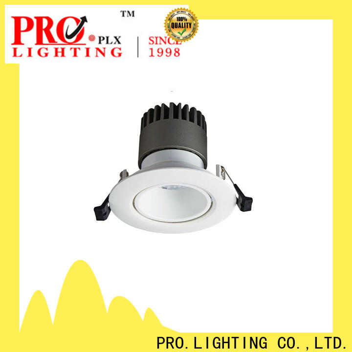 PRO.Lighting stable osram led downlight personalized for dance hall