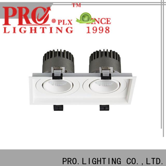 PRO.Lighting custom spot led downlight factory price for ballroom