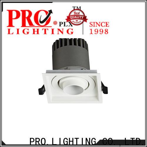 PRO.Lighting stable downlight led spot supplier for restaurant