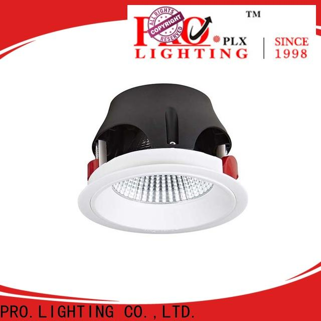 certificated 10w led downlight quality personalized for ballroom