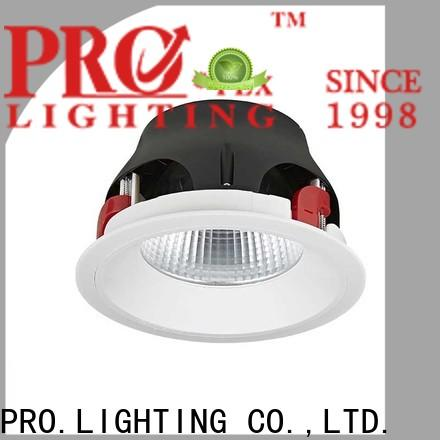 professional square recessed led downlight item wholesale for shop