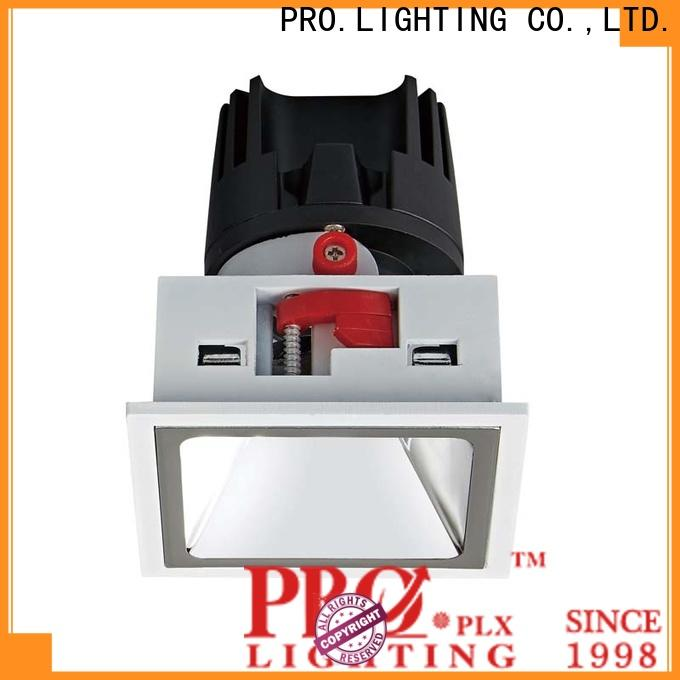 stable low voltage down lights down factory price for dance hall