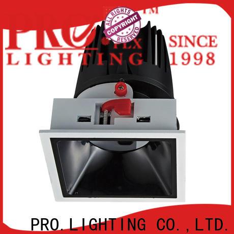 PRO.Lighting prolighting bathroom led downlights factory price for dance hall