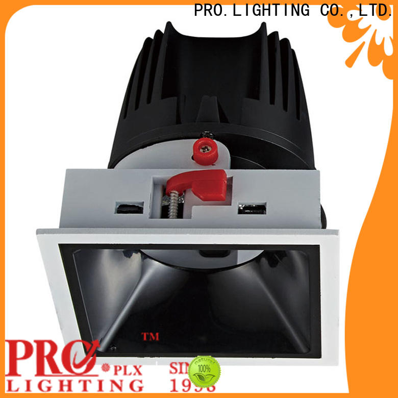 sturdy led downlights kitchen 10w factory price for restaurant