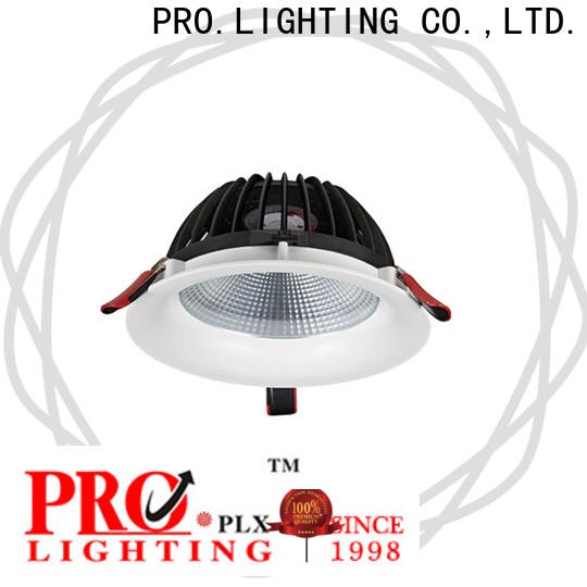 certificated dimmable down lights led supplier for shop