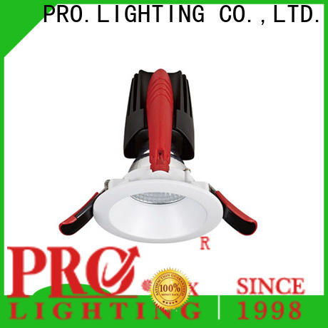 professional low profile downlights prolighting wholesale for ballroom