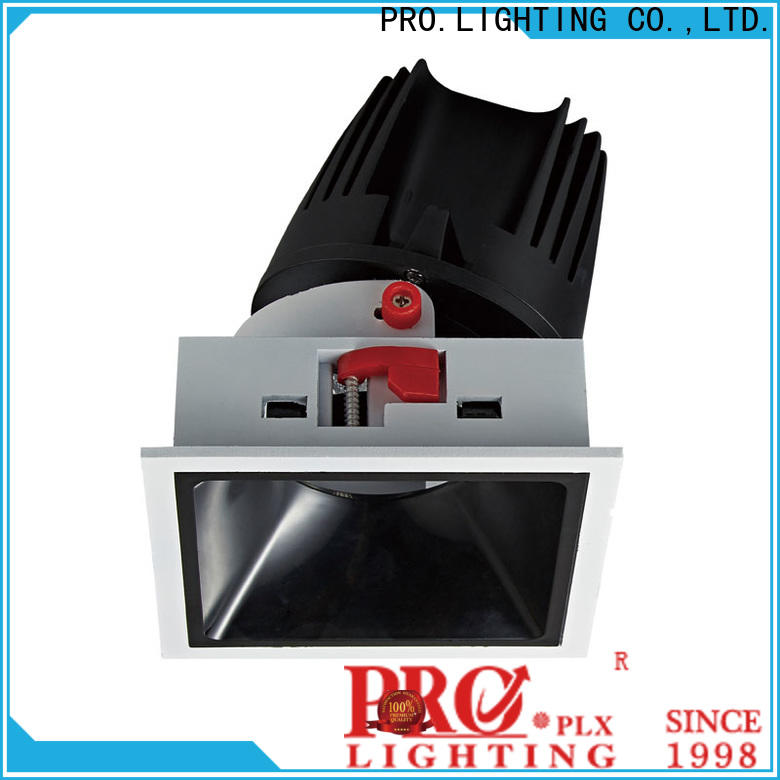 PRO.Lighting 40w wall washer light personalized for business center
