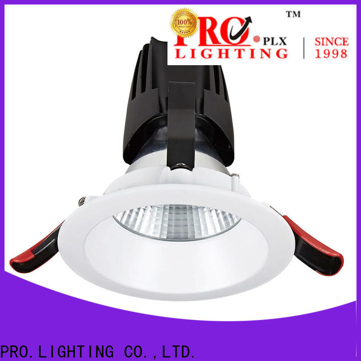 PRO.Lighting heat sink ip65 down lights personalized for ballroom
