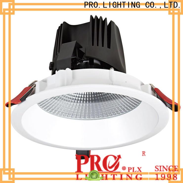 PRO.Lighting stable Downlight Manufacturers supplier for restaurant