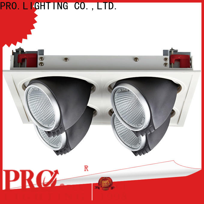 approved waterproof spotlight heads with good price for stage