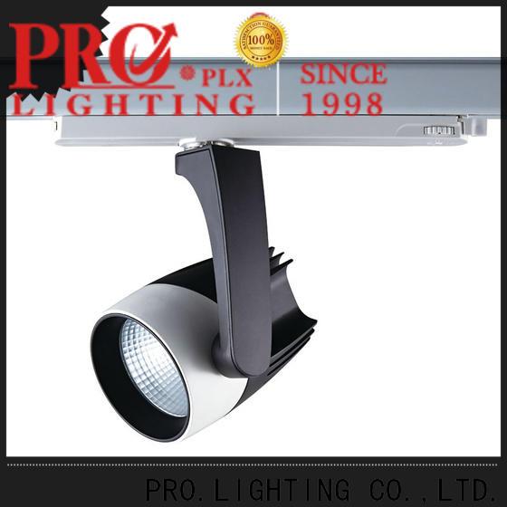 PRO.Lighting efficient led track light design for dance hall