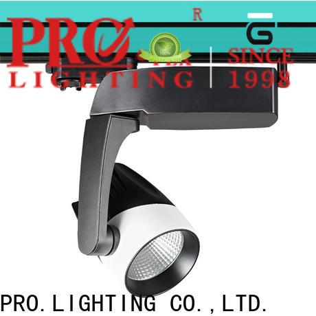 PRO.Lighting light 3 phase track light design for stage