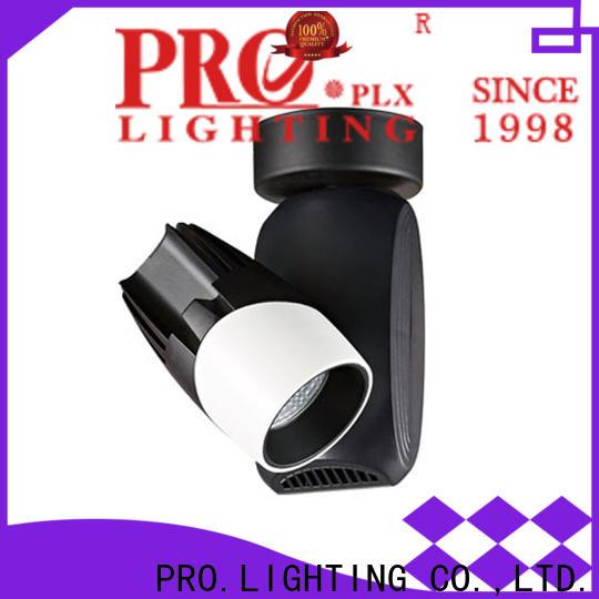 PRO.Lighting lamp gallery track lighting design for stage