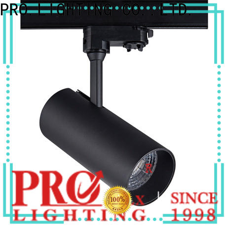 PRO.Lighting elegant ceiling track lighting with good price for stage