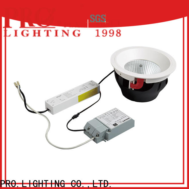 PRO.Lighting quality best downlights wholesale for dance hall