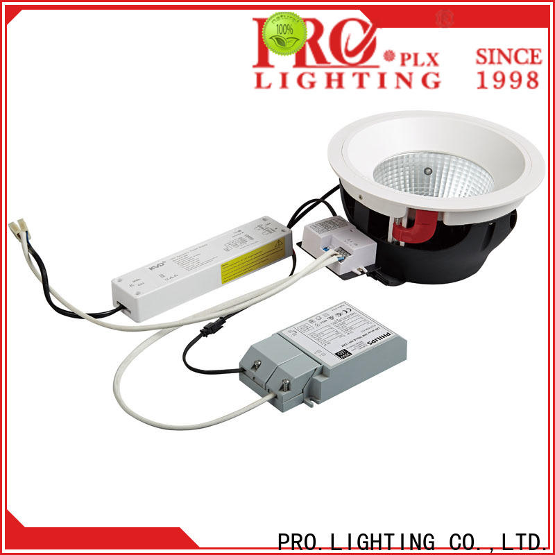 PRO.Lighting custom dimmable down lights supplier for dance hall