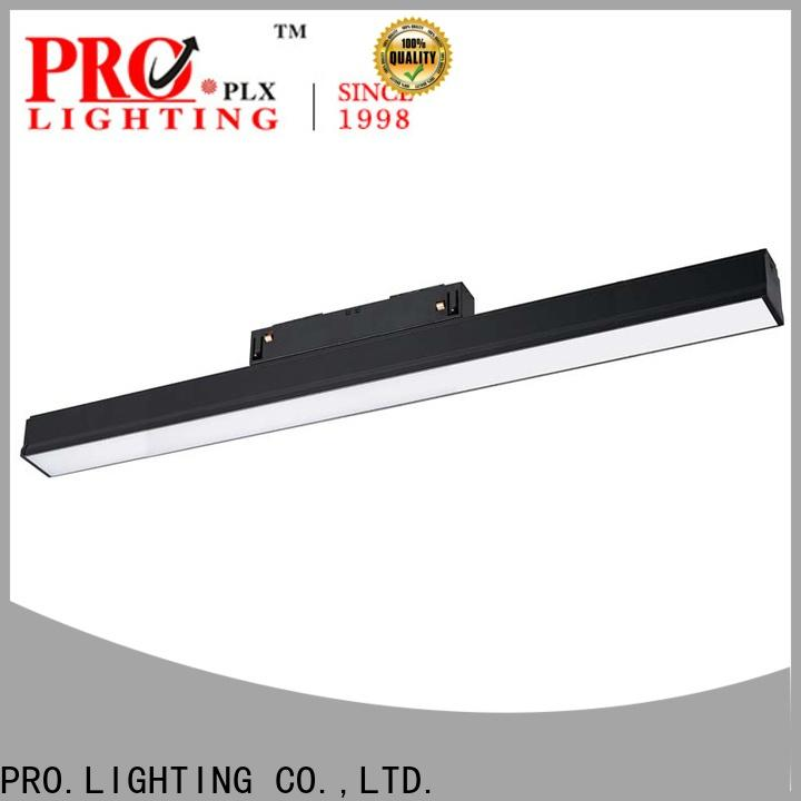 PRO.Lighting wire track lighting with good price for house
